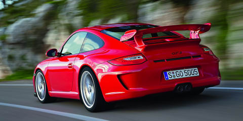 Porsche 911 GT3: performance icon recalled with rear axle issue
