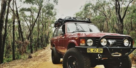 1989 Toyota Landcruiser Review