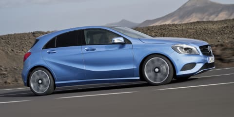 2013 Mercedes-Benz A-Class: pricing and specifications