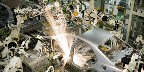 Toyota Australia production cut in half due to parts shortage