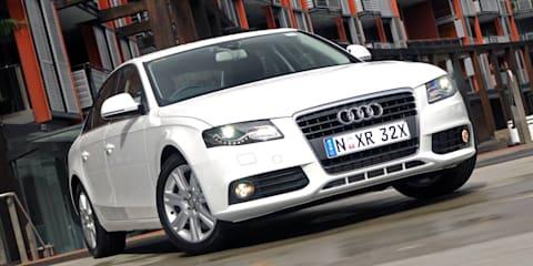 Audi A4 receives Euro NCAP Advanced award at Paris show