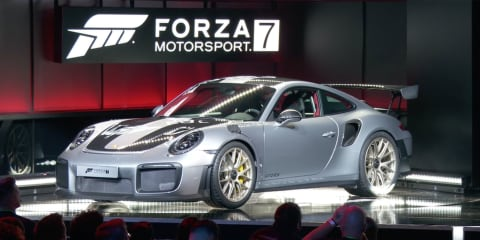 2018 Porsche 911 GT2 RS revealed at E3