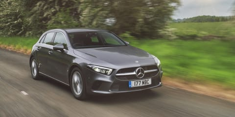 Mercedes-Benz A200d, A220d revealed in Europe