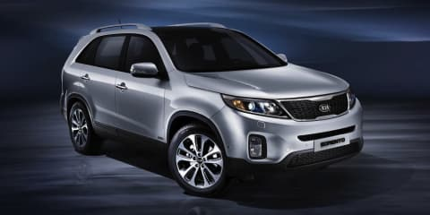 Kia Sorento: mid-life facelift for large SUV