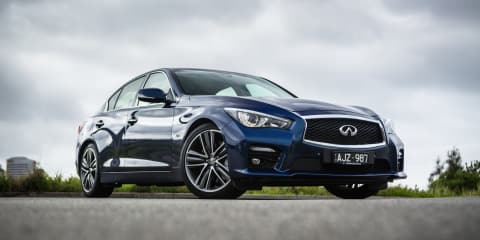 Infiniti Q50 and Q60 recalled