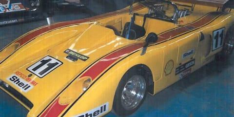 Melbourne thieves steal $320k vintage Rennmax racing car