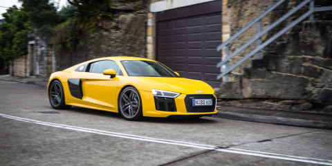 Audi Foundation kicks off with R8 supercar raffle