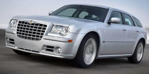 Chrysler 300C SRT8 Touring arrives