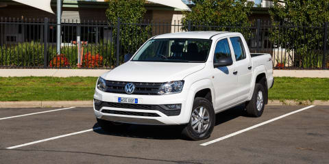 VW Amarok recalled for steering fix