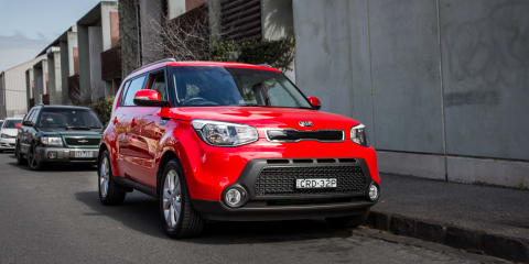 2014 Kia Soul Si: week with Review