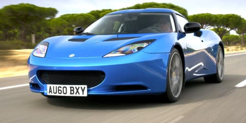 "Lotus revealing ""exciting new car"" at Geneva; updated Evora expected"