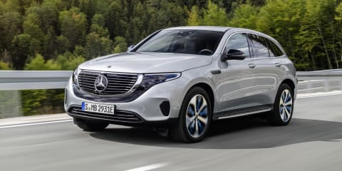 2020 Mercedes-Benz EQC revealed: 300kW EV debuts in Stockholm