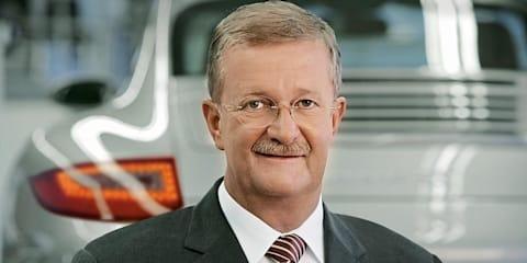Porsche denys CEO leaving
