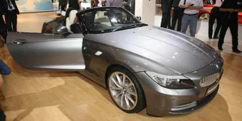 2009 BMW Z4 Roadster at MIMS