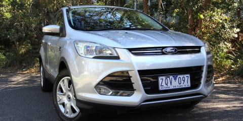 Ford Kuga Review: Ambiente