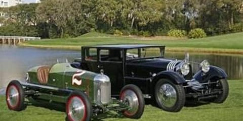 2009 Concours d'Elegance winners announced