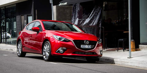 2015 Mazda 3 SP25 Astina Review