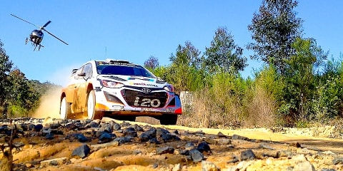 Chris Atkinson talks Hyundai, WRC and his future