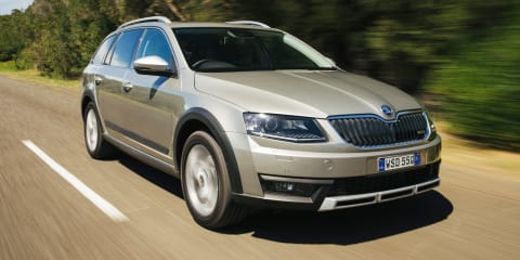 2015 Skoda Octavia Scout specifications revealed