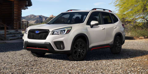 Subaru won't rule out return of a 'hot' Forester