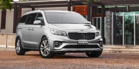 2015-19 Kia Carnival recalled for door fix