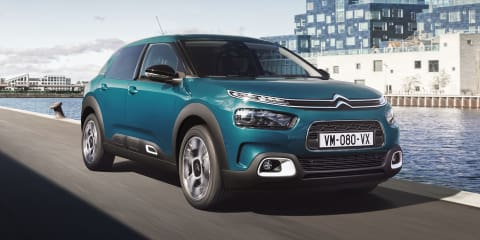 Citroen C4 Cactus on the chopping block for Oz
