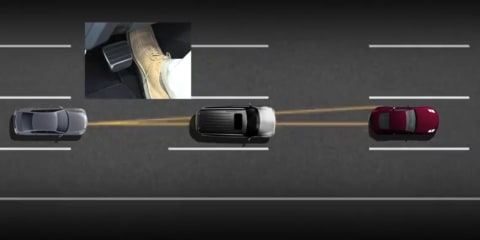 Nissan working on safety tech to help drivers avoid hitting the accelerator instead of the brake