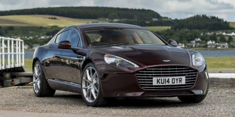 Aston Martin Rapide to be replaced by next-gen Lagonda sedan, new DBX crossover