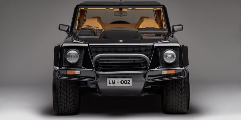 Lamborghini LM002: The bull's first SUV revisited as Urus nears