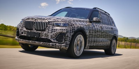 BMW X7 M under consideration - report