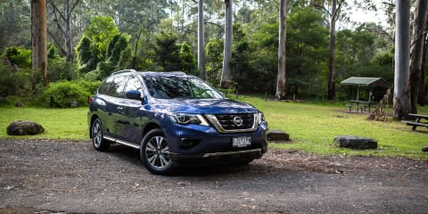 2017 Nissan Pathfinder ST AWD review