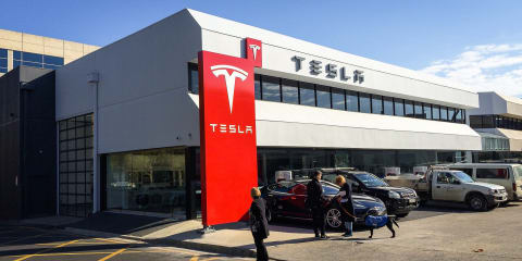 Tesla to open new showroom and service centre in Richmond