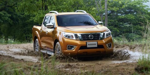 2015 Nissan Navara revealed