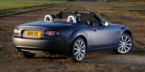 Mazda MX-5 by BBR and Cosworth