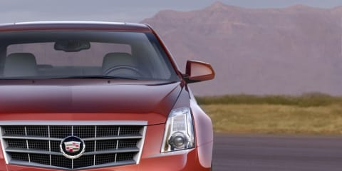 GM may pull Cadillac from Euro markets