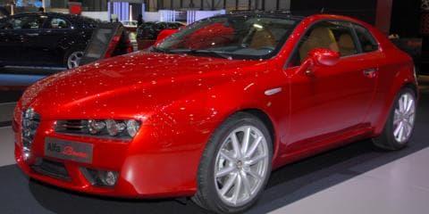 Alfa Romeo Spider Brera Selespeed