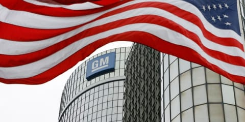 General Motors reports $US4.67B profit in 2010