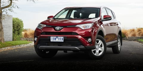 2018 Toyota RAV4 GX AWD review