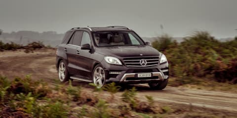 2015 Mercedes-Benz ML, GL SUVs recalled for seat belt fix