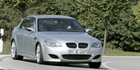 BMW M5 ends production with new record