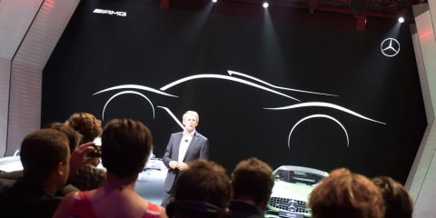 Mercedes-AMG hypercar confirmed:: hybrid drivetrain, F1 technology to feature