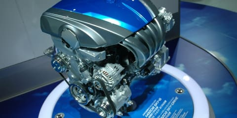 Mazda SKY-G petrol engine confirmed for Australia in 2011