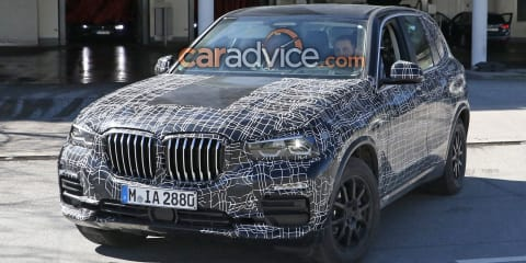 2019 BMW X5 interior and exterior spied