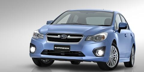 2012 Subaru Impreza and XV Preview