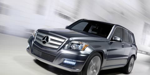 GLK-Class AMG version rejected