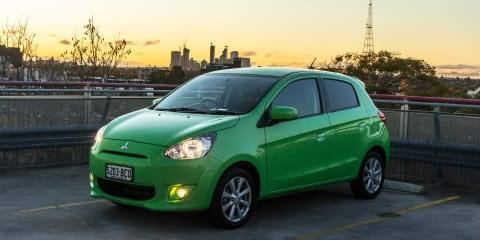 2015 Mitsubishi Mirage Review : Long-term report three