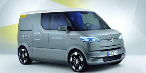 Volkswagen eT! Concept delivered