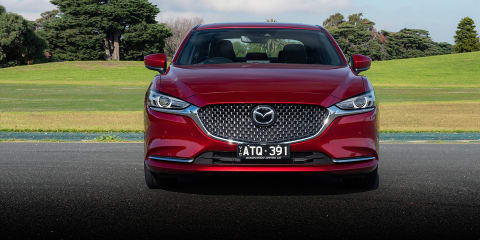 2018 Mazda 6 Atenza turbo petrol sedan review