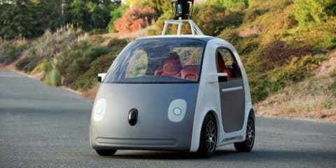 California rules that Google self-driving car must have steering wheel, brakes