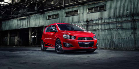 2015 Holden Barina X special edition model launches in Australia